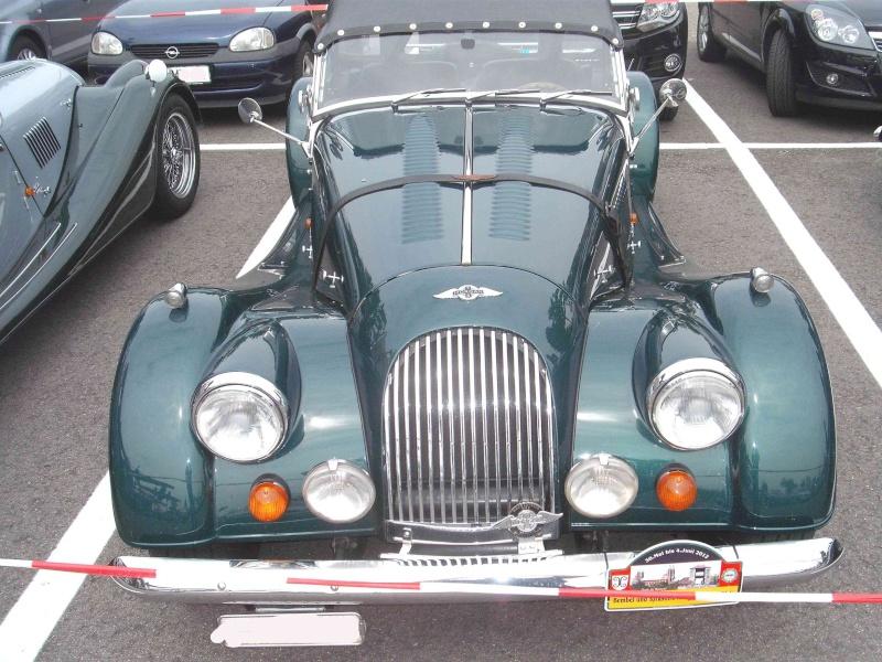 Kleines Morgan- Sportwagentreffen im Technikmuseum Speyer. Dscf4521