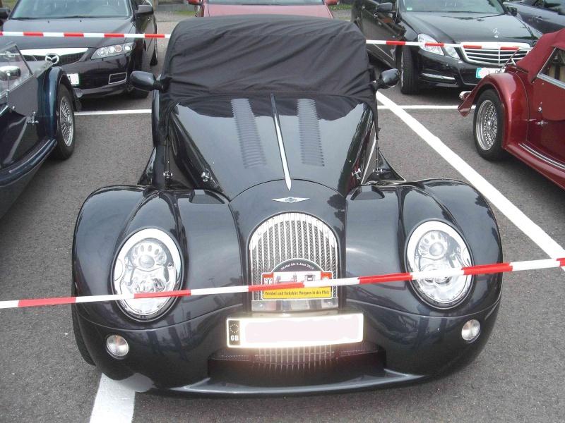 Kleines Morgan- Sportwagentreffen im Technikmuseum Speyer. Dscf4522