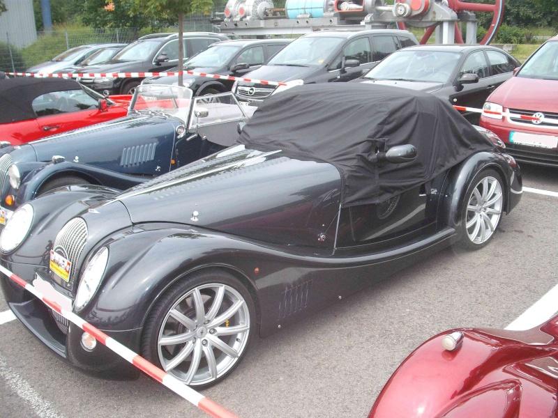 Kleines Morgan- Sportwagentreffen im Technikmuseum Speyer. Dscf4524