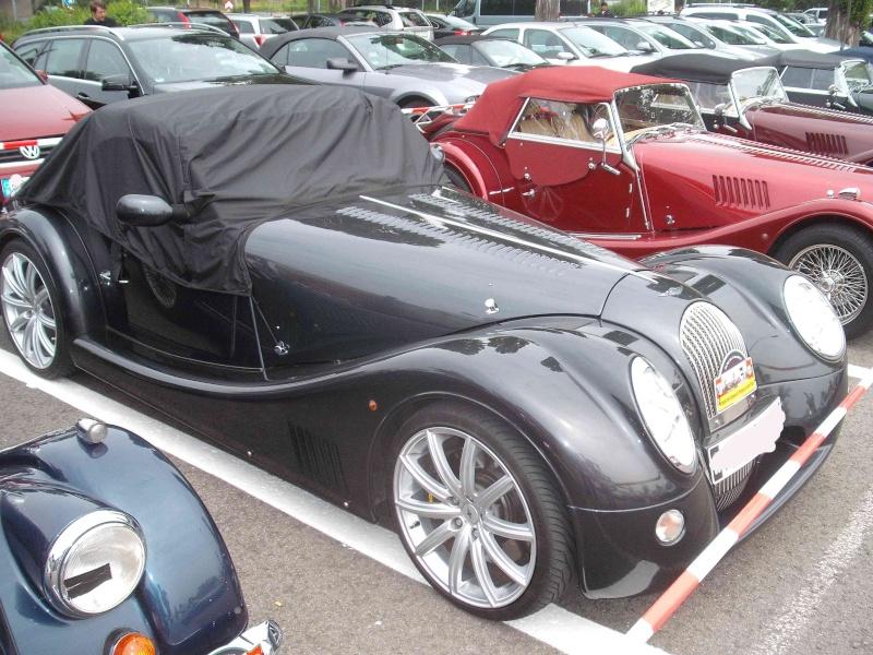Kleines Morgan- Sportwagentreffen im Technikmuseum Speyer. Dscf4525