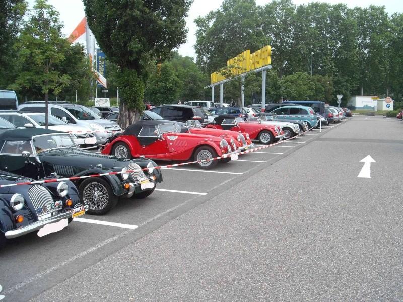 Kleines Morgan- Sportwagentreffen im Technikmuseum Speyer. Dscf4628