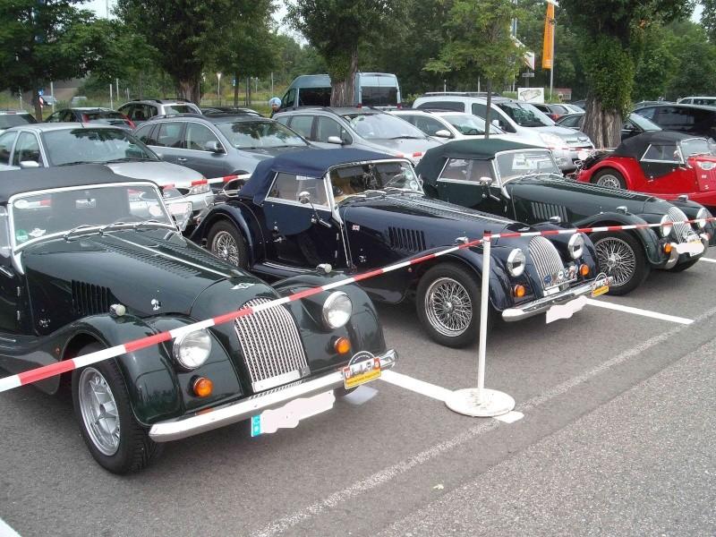 Kleines Morgan- Sportwagentreffen im Technikmuseum Speyer. Dscf4629