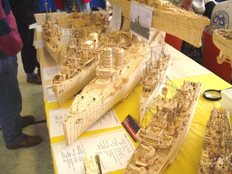 Schiffsmodellbau aus Streichhölzern und Streichholzschachtel Dscf6517