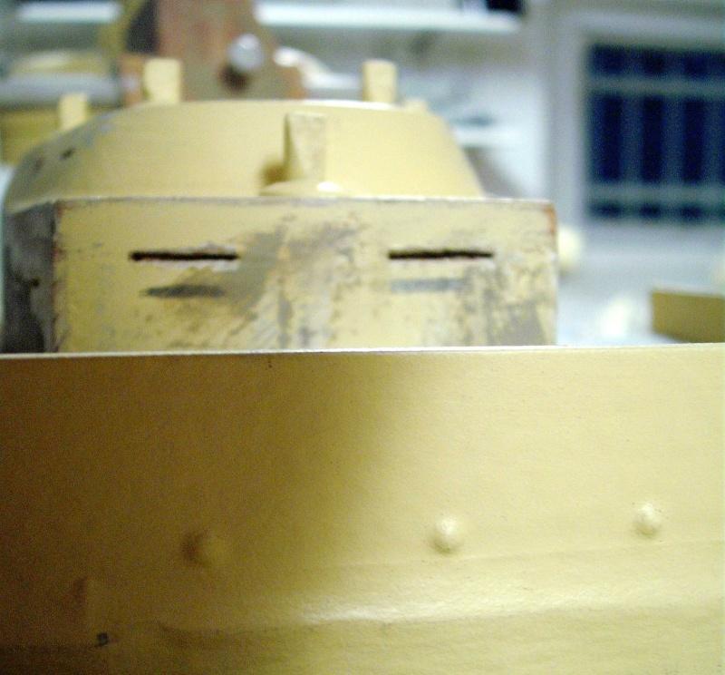 """Restauration eines 1:67er Modells der """"Bismarck"""". - Seite 13 Dscf6621"""