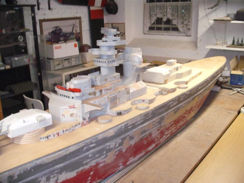 """Restauration eines 1:67er Modells der """"Bismarck"""". - Seite 6 H5a10"""