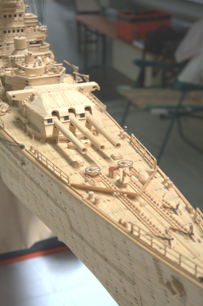 Schiffsmodellbau aus Streichhölzern und Streichholzschachtel Img_0111