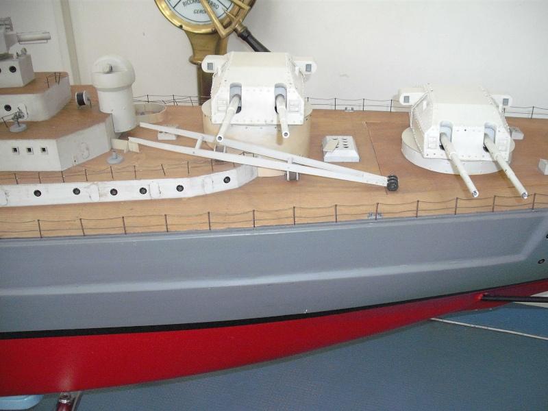 """Restauration eines 1:67er Modells der """"Bismarck"""". - Seite 6 O310"""