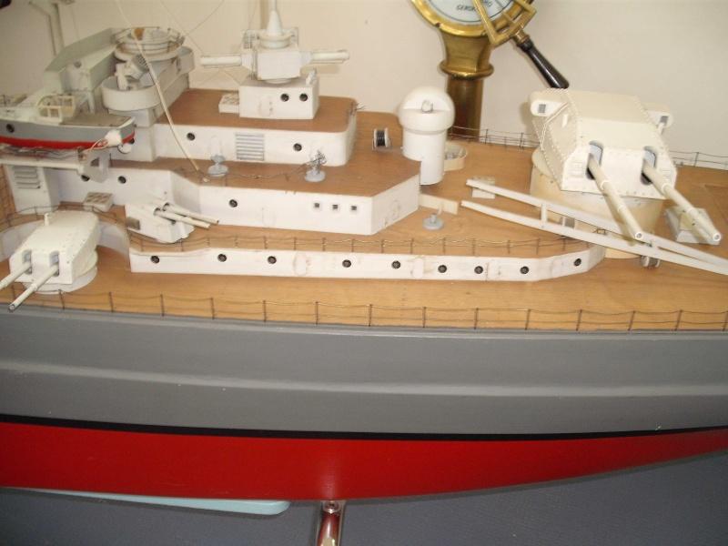 """Restauration eines 1:67er Modells der """"Bismarck"""". - Seite 6 O410"""