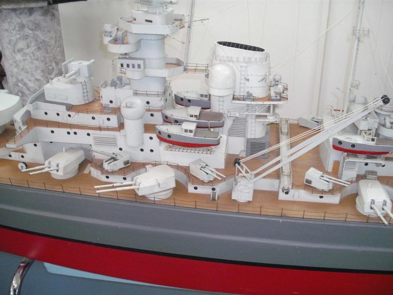 """Restauration eines 1:67er Modells der """"Bismarck"""". - Seite 6 O510"""
