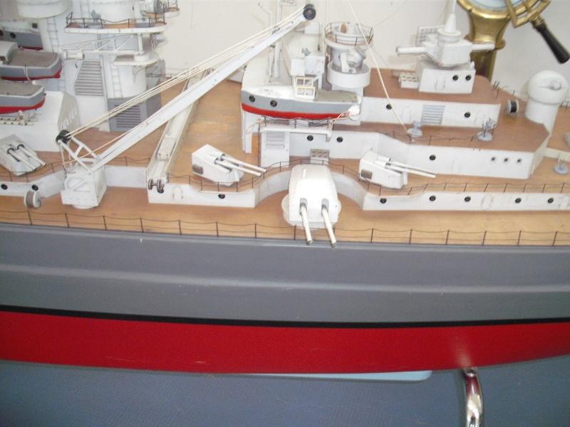 """Restauration eines 1:67er Modells der """"Bismarck"""". - Seite 6 O810"""