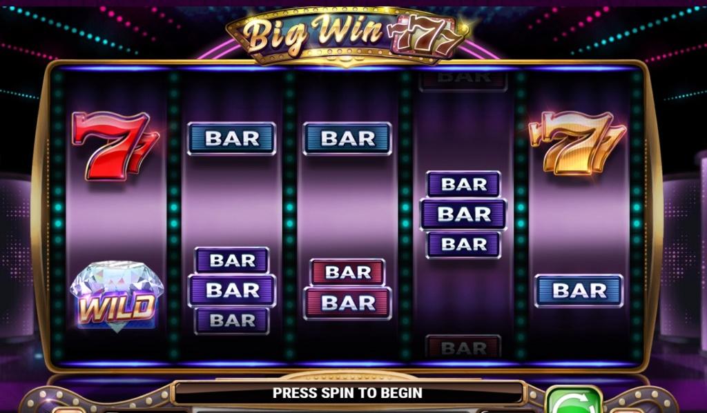 Big Win 777 - Play'N go Bigwin10