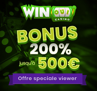 Votre Cadeau Bonus lors de votre inscription sur Winoui Bonus-12