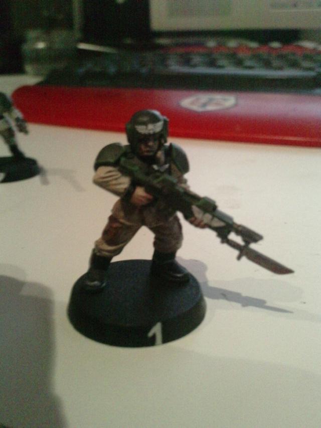 New armée garde imperial P0211123
