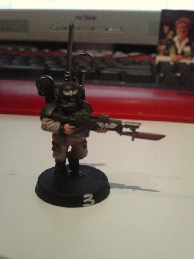 New armée garde imperial P0211124