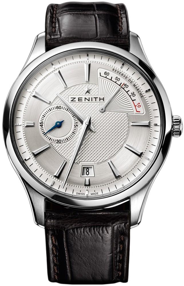 """Zenith Captain Elite """"Réserve de Marche"""" 03_21210"""