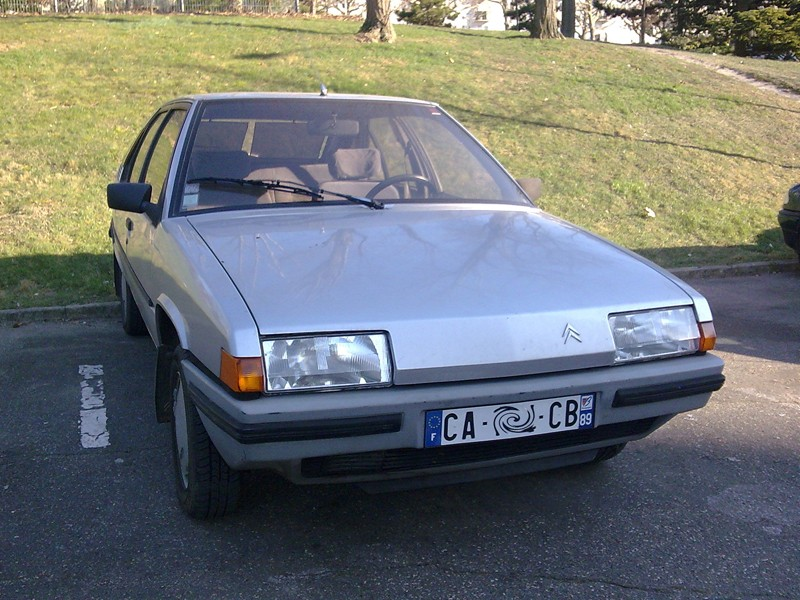 Citroën BX 19 Digit : Créative technologie - Page 2 Photeo10