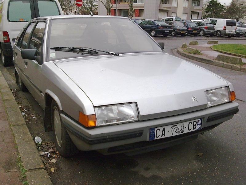 Citroën BX 19 Digit : Créative technologie - Page 2 Photo010