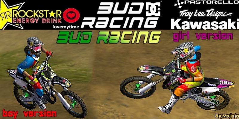Team Bud Racing Budrac10