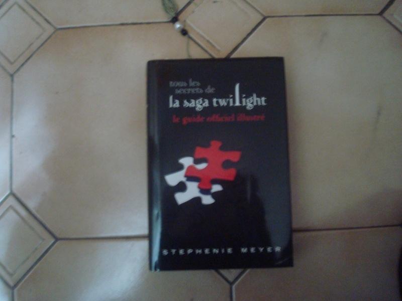 [Saga Twilight] Votre collection en photos - Page 14 Dsc05511