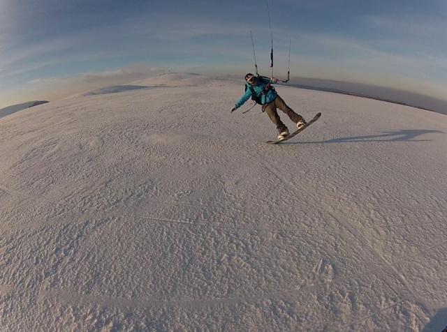 [Snowkite] col des supeyres le 17/01 + Vidéo Snow1_10