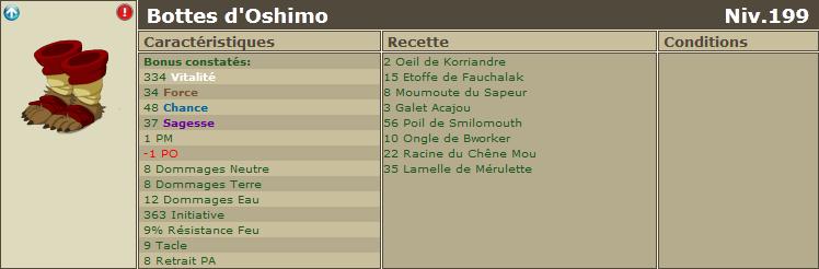 Nouvelles panoplies 2.9 Bottes11