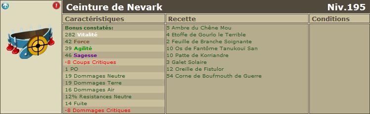 Nouvelles panoplies 2.9 Ceintu11