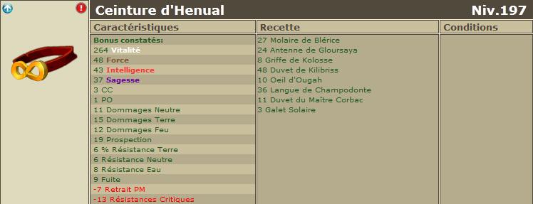 Nouvelles panoplies 2.9 Ceintu12