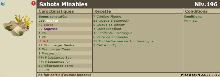Nouvelles panoplies 2.9 Sabots10