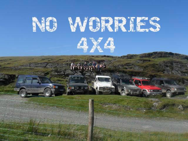 NO WORRIES 4X4