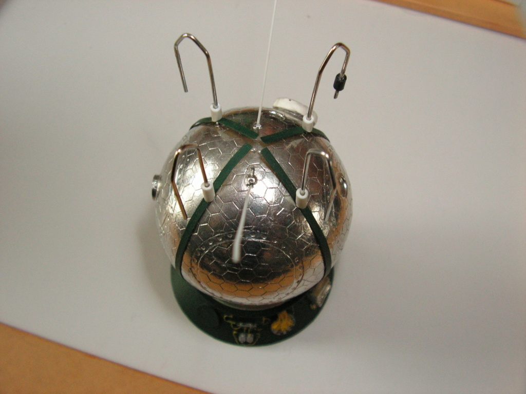 Vostok 1 New Ware 1/48 ( Montage Mercury 7 ) Vostok10