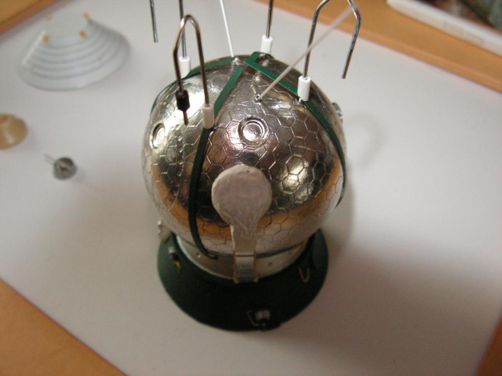 Vostok 1 New Ware 1/48 ( Montage Mercury 7 ) Vostok12
