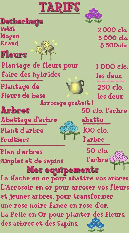 [Créations diverses] Les créations de Flo' - Page 5 Tarif310
