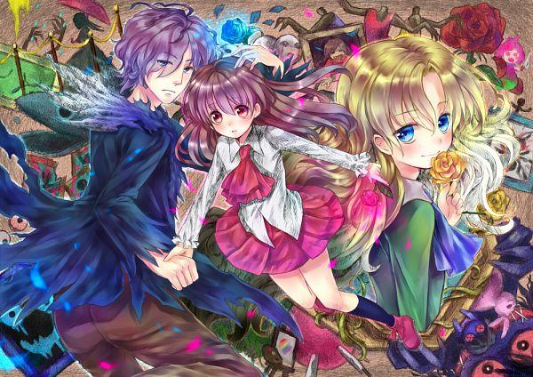 Lieblingsanime/-manga Bilder Ib_60011