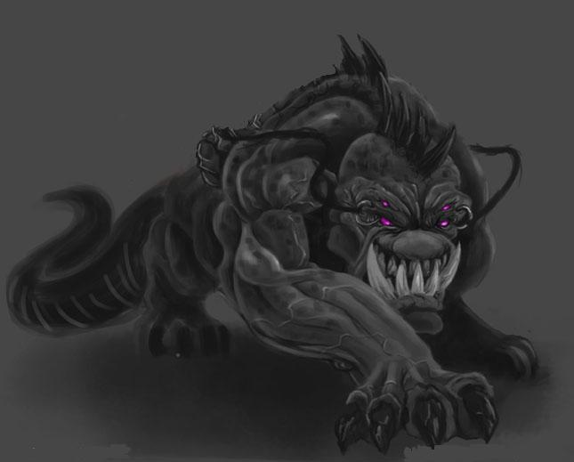 Mythical Creatures Demons10