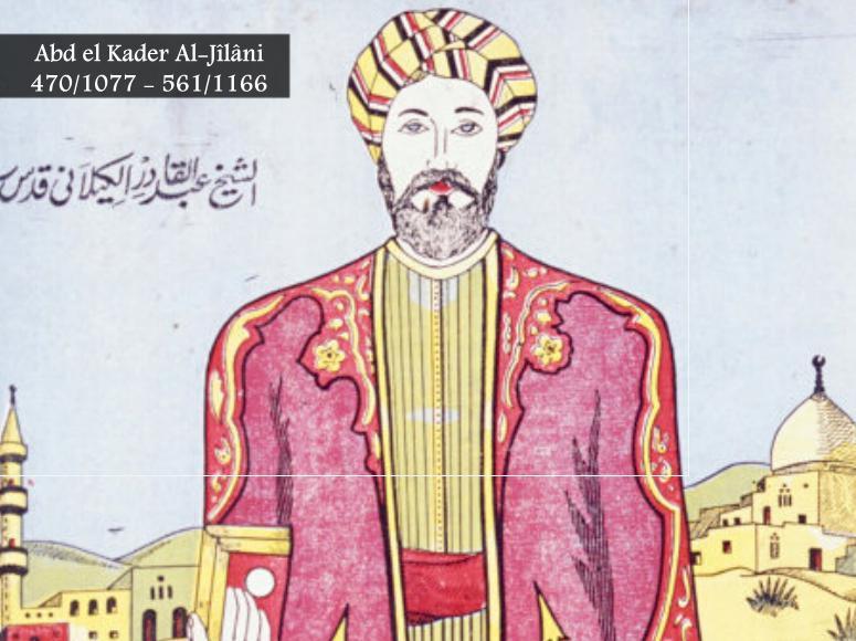 Cheikh  Sidi Muhyddîn Abdel Kader El-Jilani Image310
