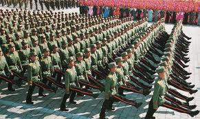 L'armée nord coréenne en image  Images19