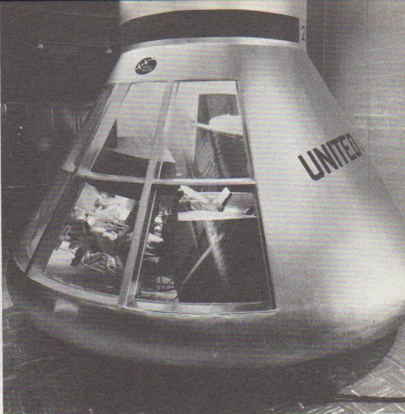 Historique Apollo Apollo10