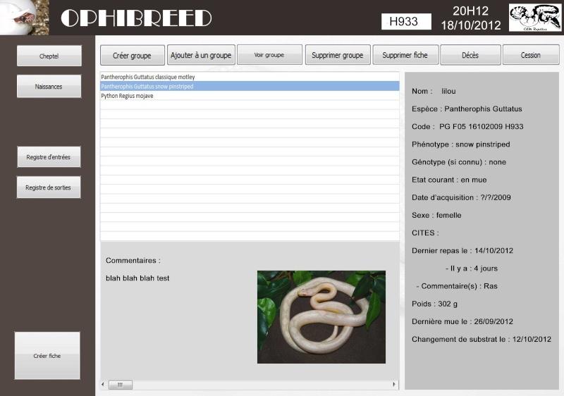 (en cours) logiciel d'élevage OPHIBREED Page_c10