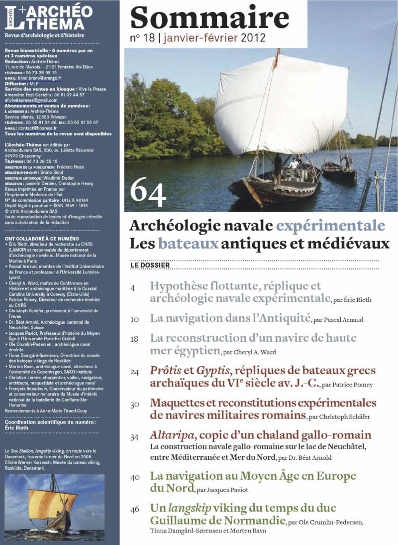 Revue L'archéo théma n° 18 Sans_t43