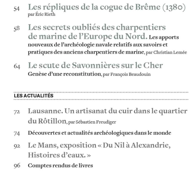 Revue L'archéo théma n° 18 Sans_t44