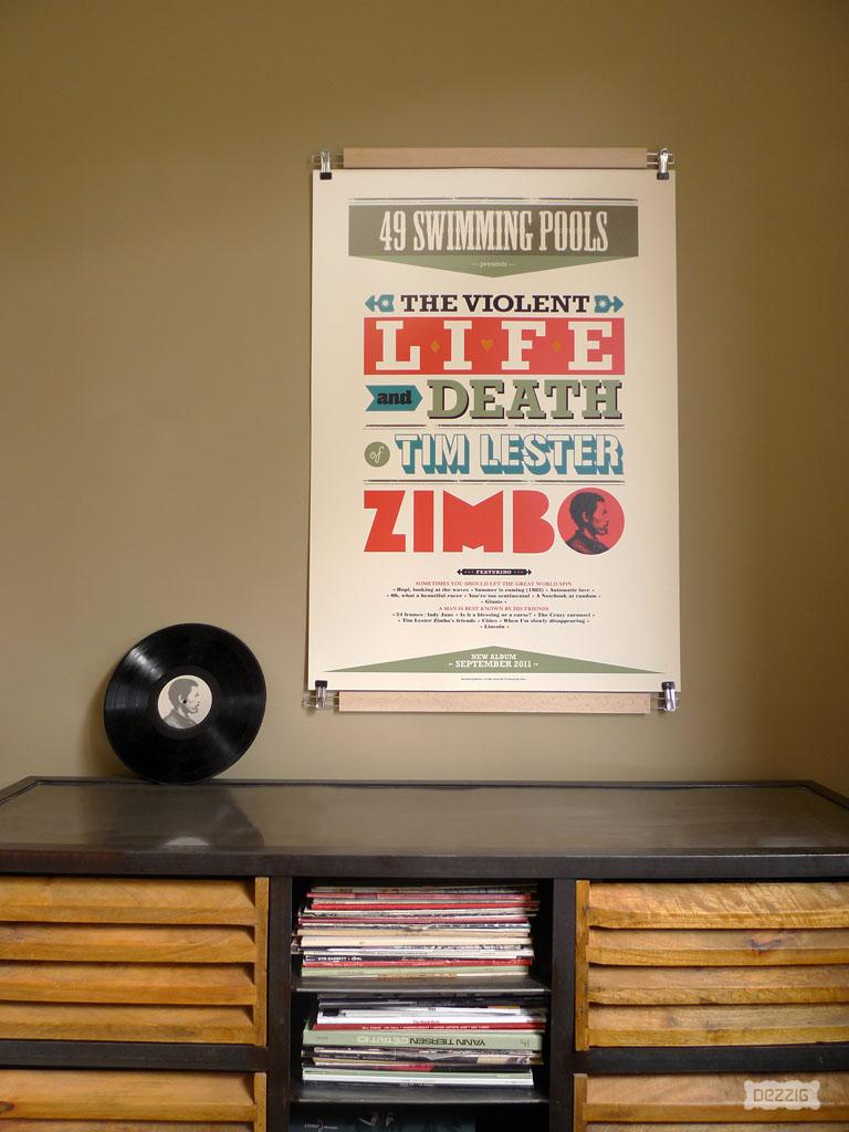 Showroom de Sérigraphies/Prints et autres giclées - Page 13 Zimbo110