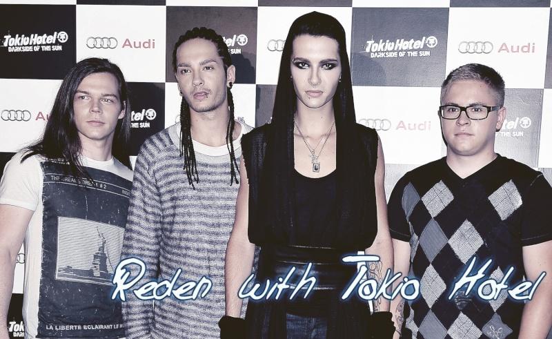 Reden with Tokio Hotel