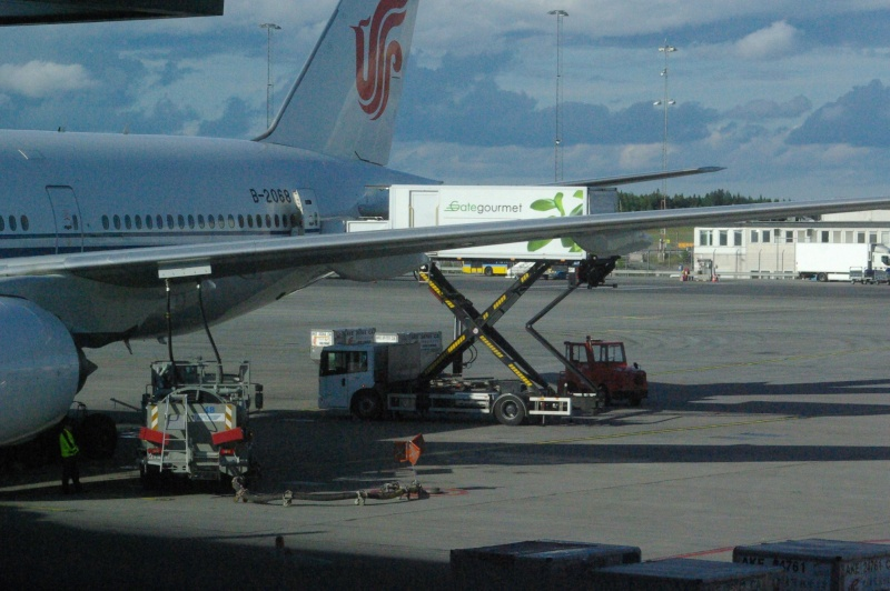 Engins d'aéroports Imgp0957