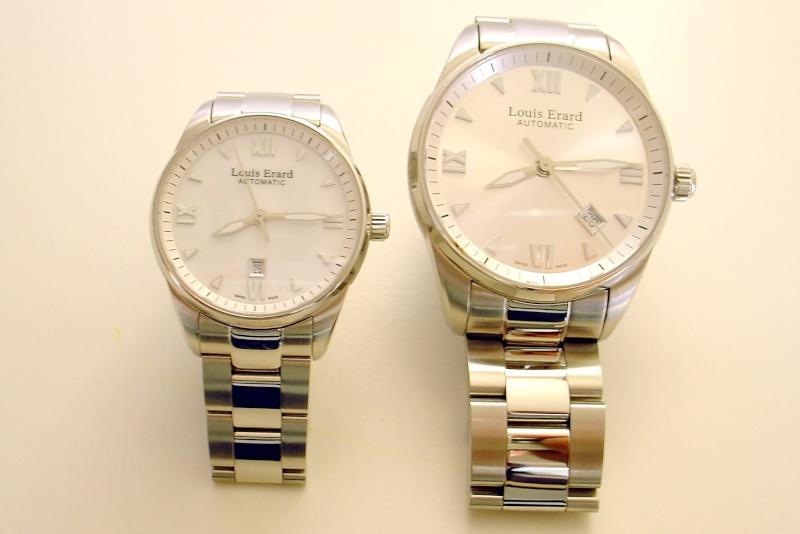 Cadeau pour mes parents - couple de montres 025a11