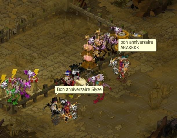 les  bons anniv des  guildeux - Page 3 Arak10