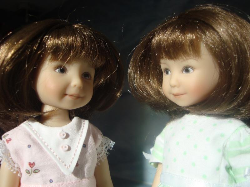Mes jumelles Zabou et Zoé - petites Heartstring dolls Poupae19