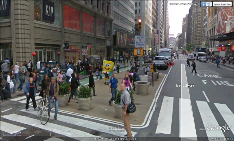 STREET VIEW : très classe la tenue vestimentaire new york usa Boblep10