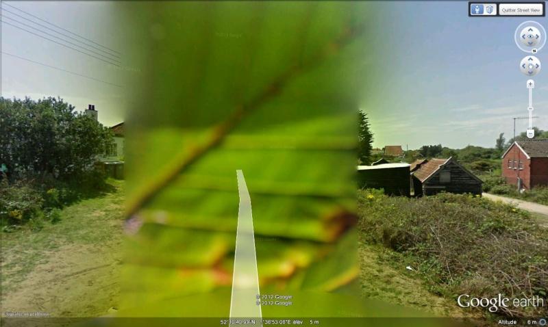 STREET VIEW : Bugs, collages, défauts dans l'image - Page 3 Bug310