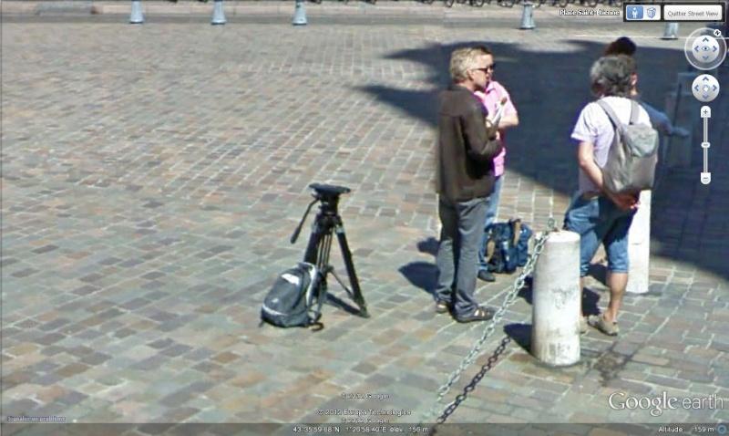 Street View : les cameras Camerr10