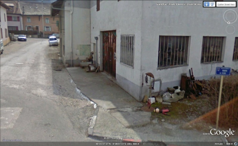 STREET VIEW : Barbecue St Augustine Floride USA Chable10